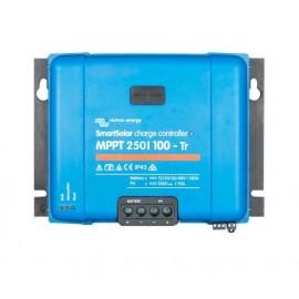 Frontal Tr Regulador SmartSolar VICTRON MPPT 250/100
