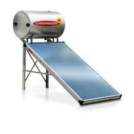 Kit termosifón Chromagen COMFORT 150L montado