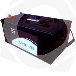 Bateria arranque monoblock POWER 250Ah