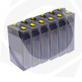 Bateria estacionaria BAKU 5 POPzS 625 de 12V y 906Ah en C100