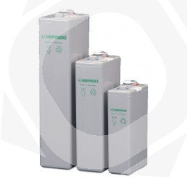 Bateria Estacionaria HOPPECKE GEL 4 OPzV 250 12V 287Ah en C100