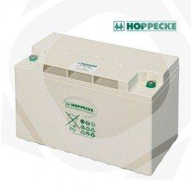 Bateria AGM larga vida util Sun power VR M 12V y 100Ah hoppecke