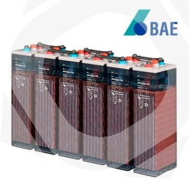 3Vasos de la Bateria estacionaria BAE Secura 3 PVS 210 12v. 215 Ah. en C100