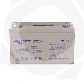 Batería GEL Victron 12V 110 Ah. sellada y sin mantenimiento