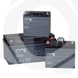 Bateria AGM de 12v y 220ah en C10 meba12-220