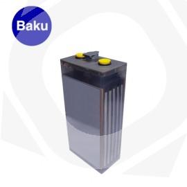 Vasos 2 voltios de la batería BAKU