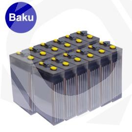 Bateria estacionaria BAKU POPzS a 24 voltios