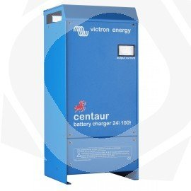 Cargador de baterías Centaur 12V 100A