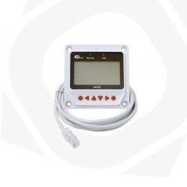 Display Remoto MT-50 para reguladores EpSolar