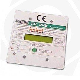 Display Remoto CM/R-50 para reguladores Xantrex C40 y C60