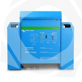 Easy Solar Inversor Cargador Maximizador MPPT 3 en 1 de 24V y 3000W