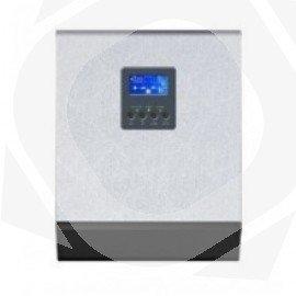 Huber 3 en 1 (MPPT+Inversor+Cargador) a 48V, con 3200W de potencia entregada