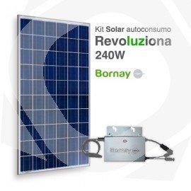 Kit Solar Revoluziona de 260W