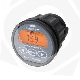 Monitor de baterías TBS e-Expert Pro 0-35V 12/24V x2 bat.