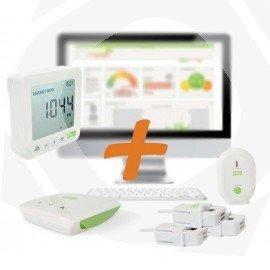 Pack Efergy internet mas Monitor
