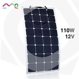 Placa solar flexible ME 12 voltios y 110 vatios