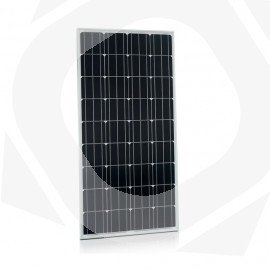 Panel solar ME de 100w y 12 voltios monocristalino
