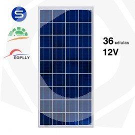 Placas solares de 12v por precio y potencia for Placas solares precios