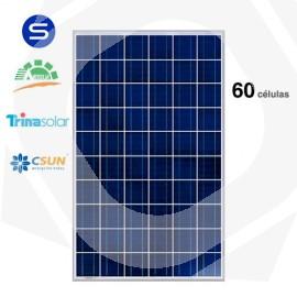 Placas solares de 60 células precios y características