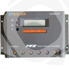 Regulador EPSolar VS6024BN 12/24V y 60A