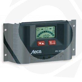 Regulador STECA PR1515 15 A 12/24V -LCD-