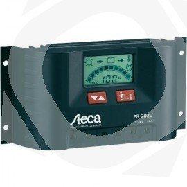 Regulador Solar STECA PR2020 20A 12/24V Display LCD