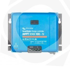 Frontal Tr Regulador Smart Solar VICTRON MPPT 250/85-100