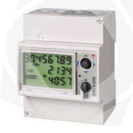 Vatimetro EM24 para control de producción