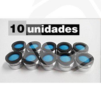 Kit de 10 Atomizadores de agua para grifos