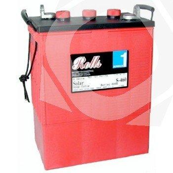 Bateria Rolls Serie S Ciclo Profundo