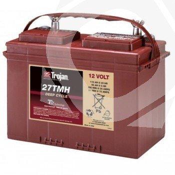 Bateria ciclo profundo Trojan 27-TMH 12V 128Ah C100