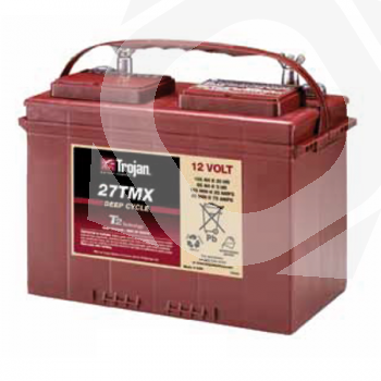 Bateria ciclo profundo Trojan 27-TMX 12V 117Ah C100