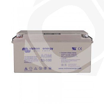 Batería AGM Victron 12V 165 Ah.