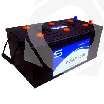 Bateria monoblock POWER de 210Ah