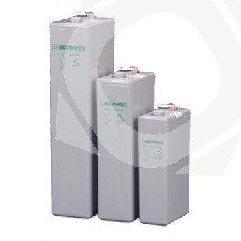 Bateria Estacionaria HOPPECKE GEL 6 OPzV 370 12V 430Ah en C100