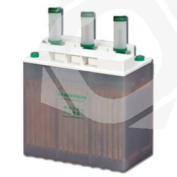Bateria Hoppecke Power.bloc OPZS 50 de 12V y 70Ah