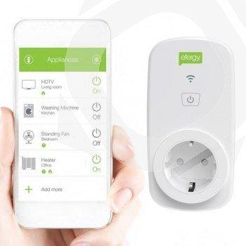 Aplicación móvil EGO para el consumo energético