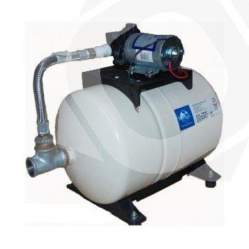 Grupo de presión SHURFLO de 20L a 24V