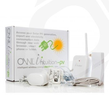 Kit del equipo Autoconsumo OWL Intuition-pv
