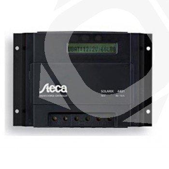 Regulador Solar Steca Solarix 4401 para 48V y 40A