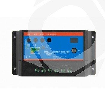 Regulador Blue Solar PWM Light de hasta 30A de paso de corriente para paneles de 36 y 72 células