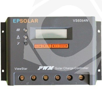 Regulador EPSolar VS6048N 48V y 60A