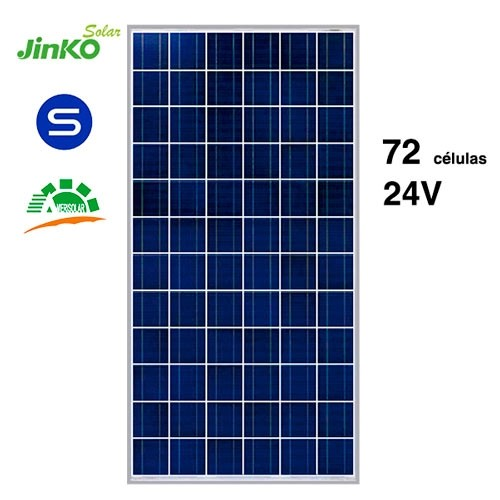 Placas Solares V W Celulas on jinko