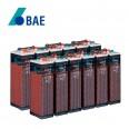Bateria estacionaria BAE vasos 24 voltios (496Ah-877Ah)