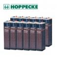 Bateria estacionaria HOPPECKE 24 voltios (436Ah-1800Ah)