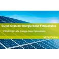 Curso Gratuito - Introducción a la Energía Solar Fotovoltacia