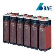 Bateria estacionaria BAE Secura 6 PVS 660 12v. 595 Ah. C100