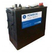 Batería solar ciclo profundo power DC 12v y 260Ah
