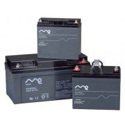 Bateria GEL sellada 12v y 100Ah mebg12-100