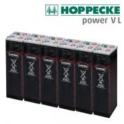 Batería estacionaria HOPPECKE 12v power vl 2-215